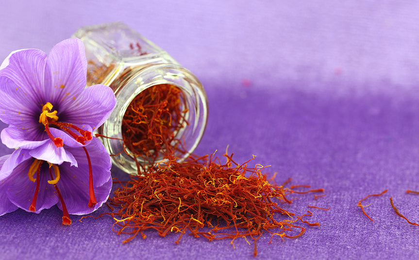 Recipes Using Saffron