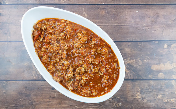 Turkey Meat Sauce