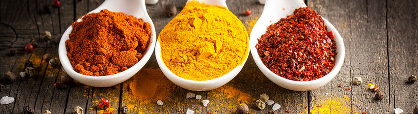 Seasonings & Spice Blends