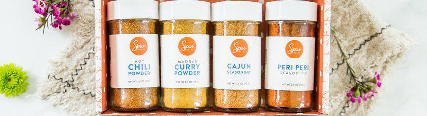 Salt-Free Seasonings
