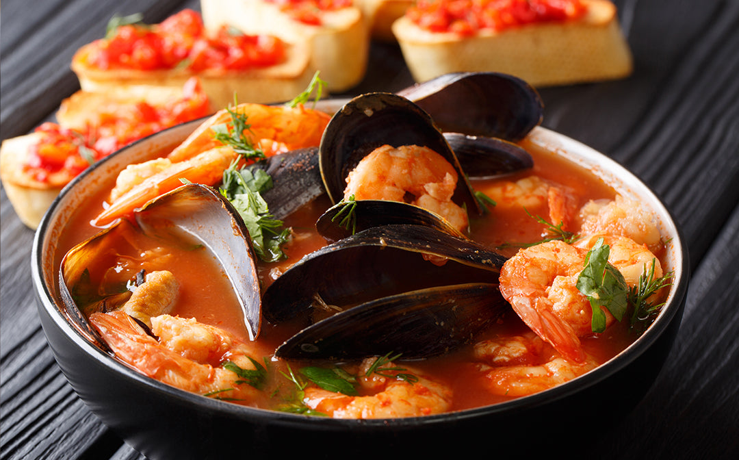 bouillabaisse recipe using saffron