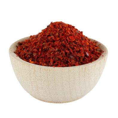 Crushed Aleppo Chile Pepper
