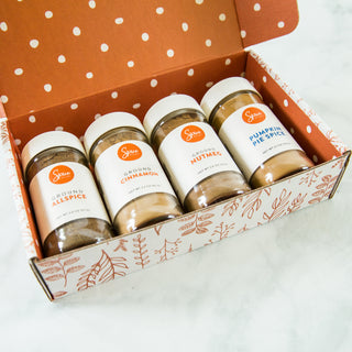 Baking Spices Gift Box