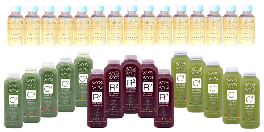 WYSIWYG Wellness Rx | Beets & Greens Package