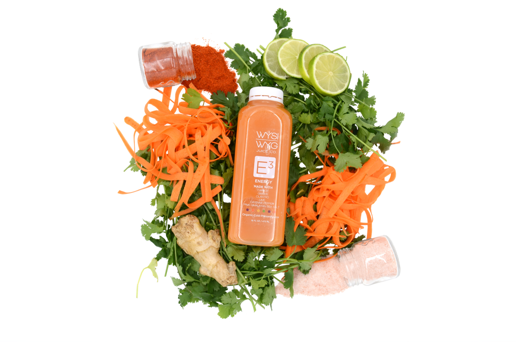 Energy | Cold Pressed Organic Juice
