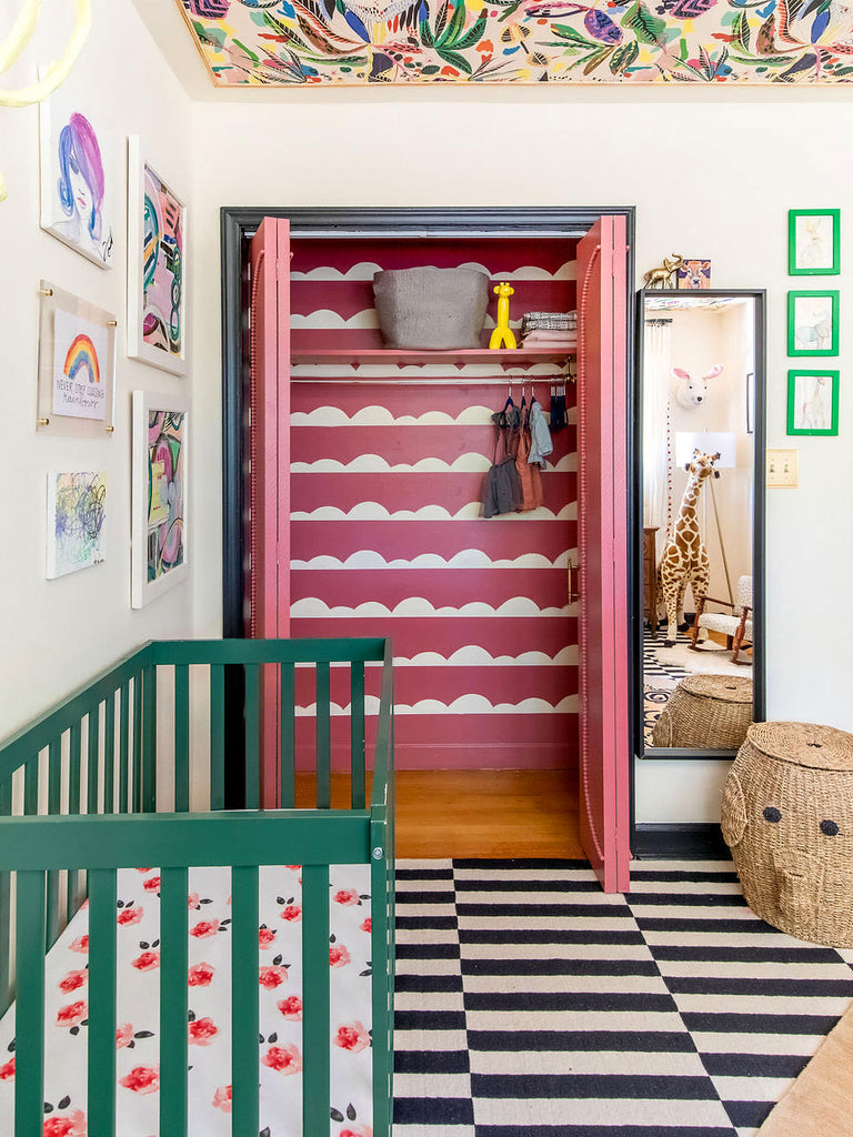 10 Creative Kids' Closet Ideas (and Only Some Are for Storing Clothes)