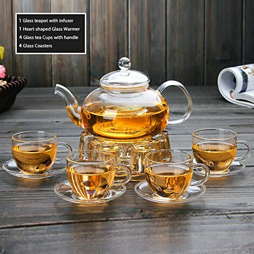 Top 20 Best Clear Glass Tea Pots