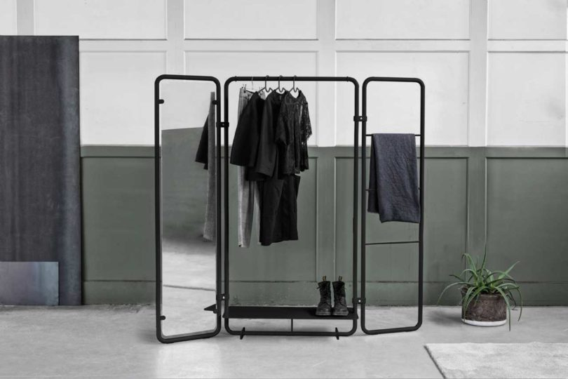 Penelope Is an Adaptable Wardrobe That Fits Every Need and Space
