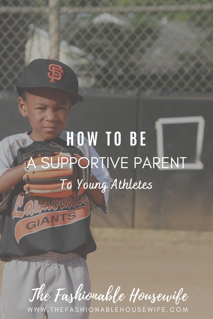 Many professional athletes trace their success stories back to their formative years and having parents who encouraged them to pursue sports instead of hindering their growth by telling them to focus solely on academic work.