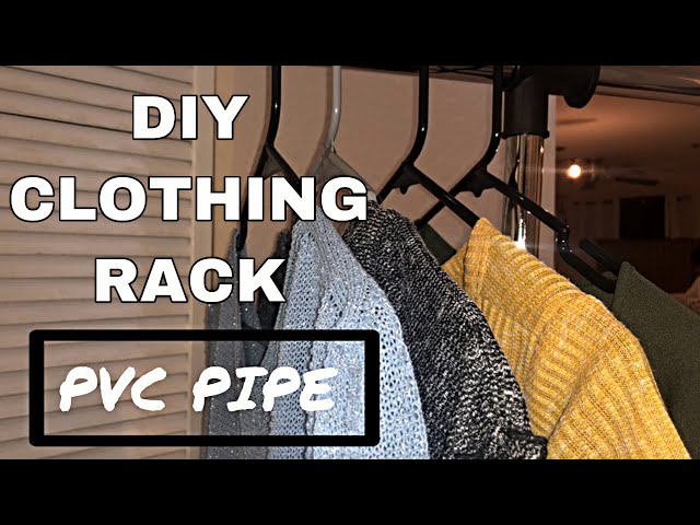 DIY #PVCPIPE #clothingrack Welcome back Spencer Fam! In today's video I show you how to make a clothing with with pvc pipe