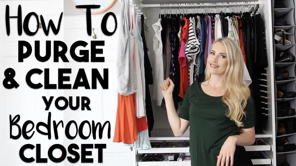 Leave this video a thumbs up if you needed tips on purging and simplifying your closets! Here is the vacuum that I used in this video:
