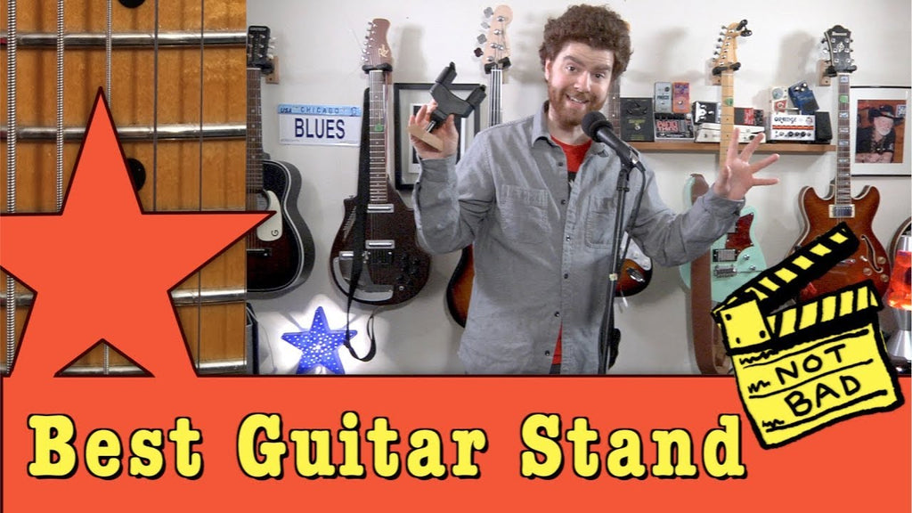 Hi, I'm Jeff Starr, a filmmaker who also loves guitars and gear