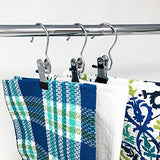 Favicoop Laundry Hanging Hooks Clothes Boots Pins Clips Hangers