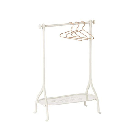 Maileg Clothes Rack – Off White