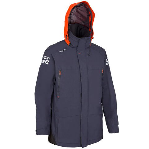 500 Men's Waterproof Sailing Jacket