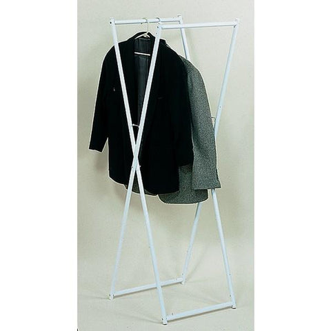 IdeaWorks Folding Clothes Rack