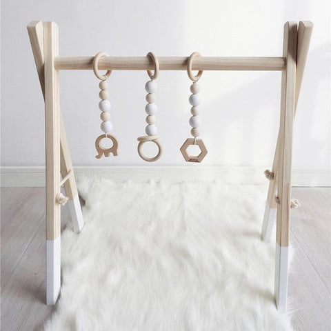 Nordic Baby Room Decor Play Gym