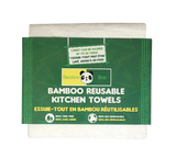 3 Bamboo Reusable Kitchen Towels