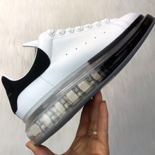 Load image into Gallery viewer, Alexander McQueen Clear Sole