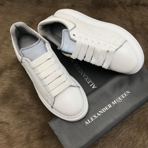 Alexander McQueen Leather Woman Shoes