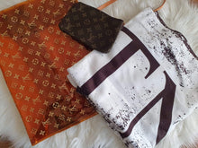 Load image into Gallery viewer, Louis Vuitton Beach Bag & Valentino Towel Set