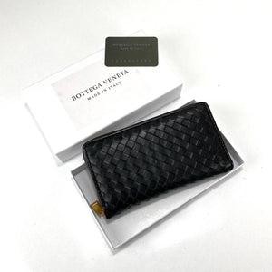 Bottega Veneta Zip Around Wallet