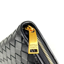 Load image into Gallery viewer, Bottega Veneta Zip Around Wallet