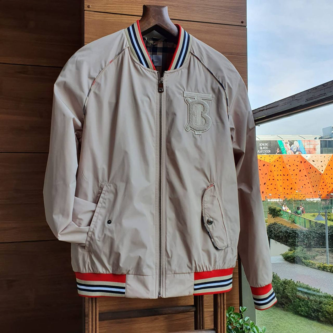 Burberry İcon Stripe Jacket