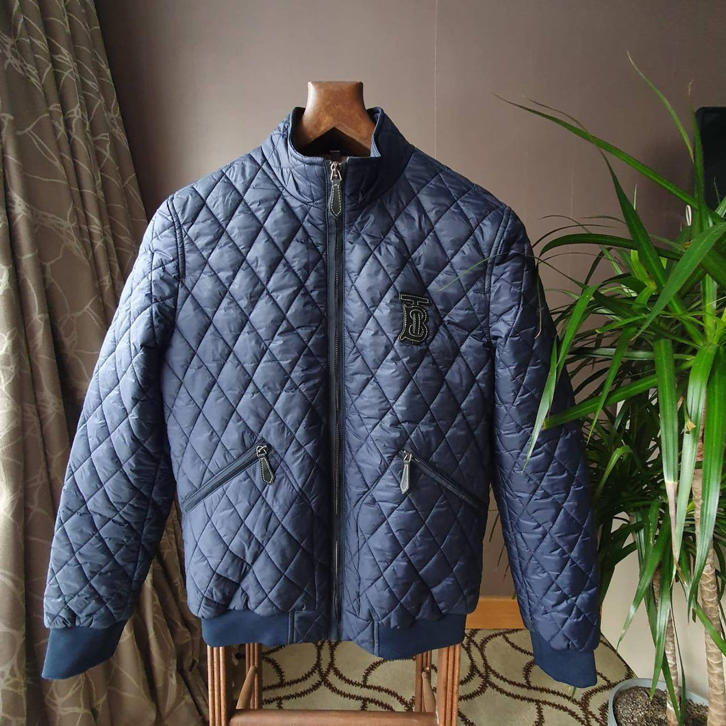 Burberry Quilted Thermoregulated Jacket