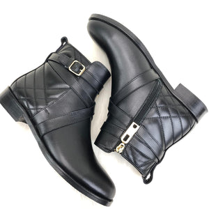 Burberry Quilted Ankle Boots