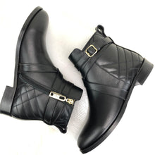 Load image into Gallery viewer, Burberry Quilted Ankle Boots