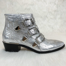 Load image into Gallery viewer, Chloe Susanna Ankle Boots