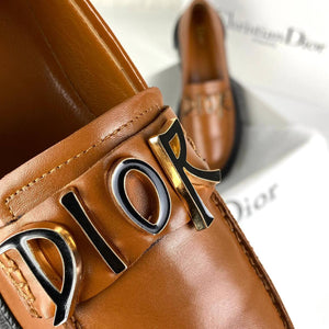 Christian Dior Brushed Derby Shoes