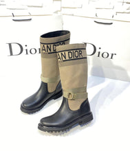 Load image into Gallery viewer, Christian Dior D-Major Boot