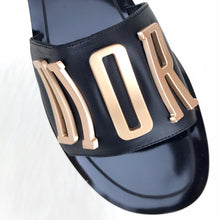 Load image into Gallery viewer, Christian Dior Diorevolution Slides