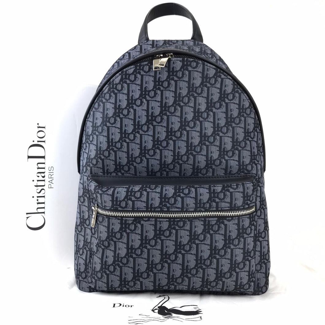 Christian Dior Rider Oblique Backpack