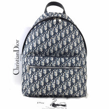 Load image into Gallery viewer, Christian Dior Rider Oblique Backpack