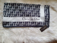 Load image into Gallery viewer, Christian Dior Silk Scarf