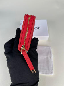 Christian Dior Wallet Mini