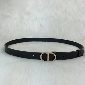 Christian Dior 100% Genuine Leather Belt
