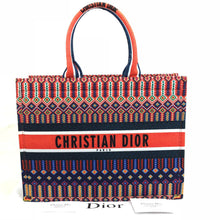 Load image into Gallery viewer, Christian Dior Book Tote Oblique Bag