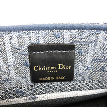 Load image into Gallery viewer, Christian Dior Oblique Mini Embroided Tote Bag