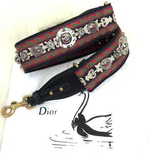 Dior Oblique Shoulder Strap extra shoulder strap