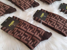 Load image into Gallery viewer, Fendi Men's Socks