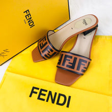 Load image into Gallery viewer, Fendi Open Toe Sandals