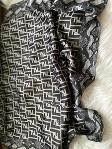 Fendi Silk Scarfs