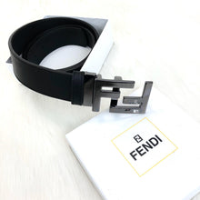 Load image into Gallery viewer, Fendi FF Buckle Belt