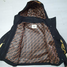 Load image into Gallery viewer, Fendi Short Hooded