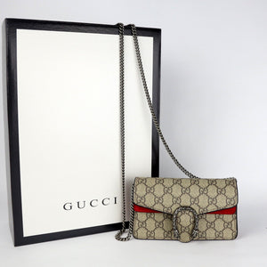 Gucci Dionysus Super Mini Bag