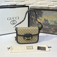 Load image into Gallery viewer, Gucci Horsebit Bag